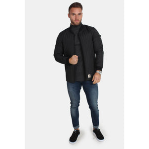 FAT MOOSE LUMBER JACKET - Black