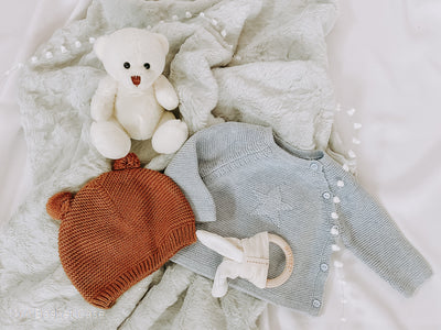 Baby Gift Basket by A Basket Case in Calgary Alberta.  Delivery available across Canada