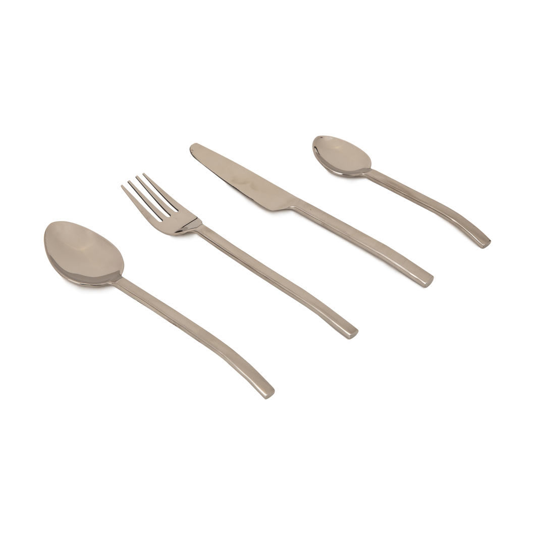 Sterlyn Spoons, Fork, Knives Set Of 4
