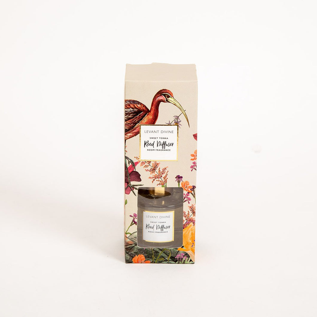 Skye Sweet Tonka & Vetiver Diffuser Set