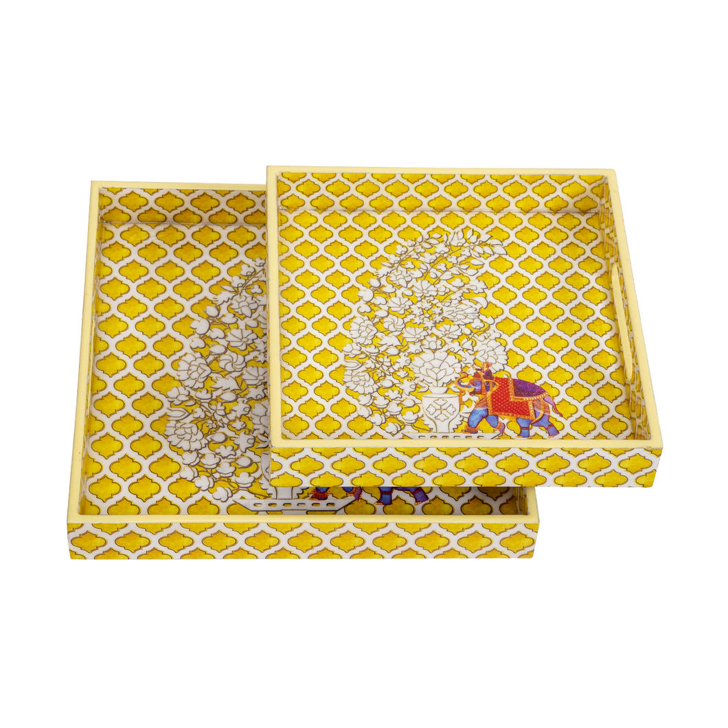 Sharon Serving Tray Set of 2