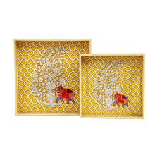 Load image into Gallery viewer, Sharon Serving Tray Set of 2
