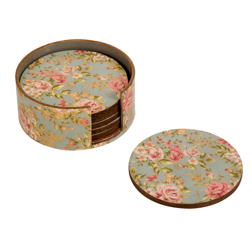 Auria Coaster Set of 8