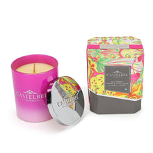 Load image into Gallery viewer, Pink Amazonia Candle 3""