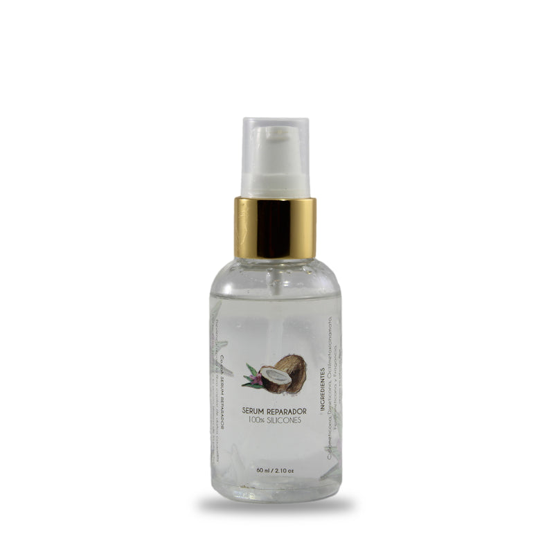 Serum Reparador 60ml - Seal and Repair Split Ends