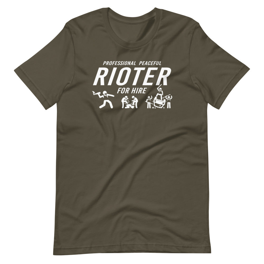 Rioter for Hire