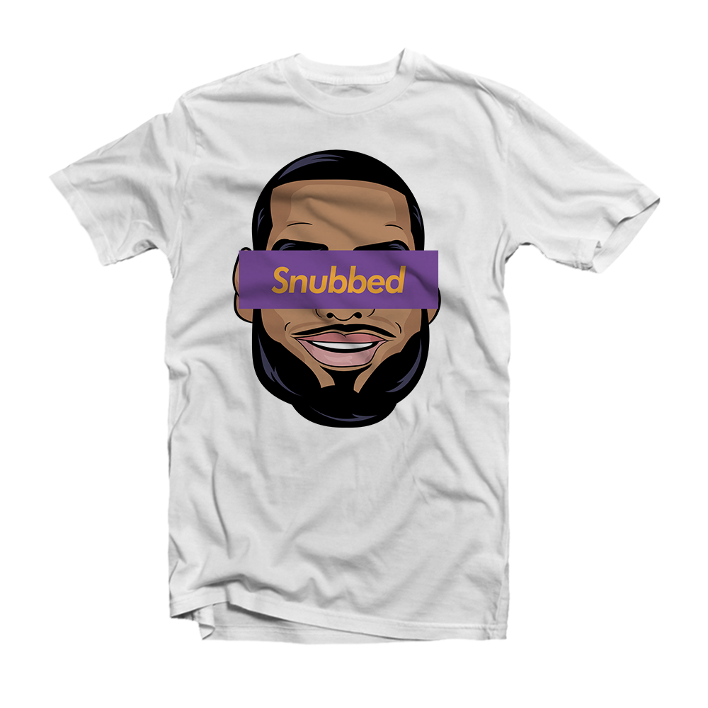 LeSnubbed Tee