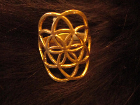 Seed of Life Ring (Small)