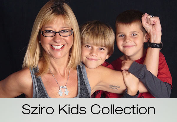 Sziro Kids Collection Jewelry for Moms