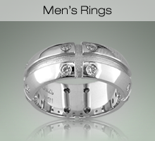 Custom Men's Rings