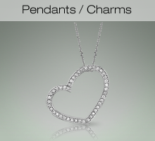 Hearts Pendants / Charms