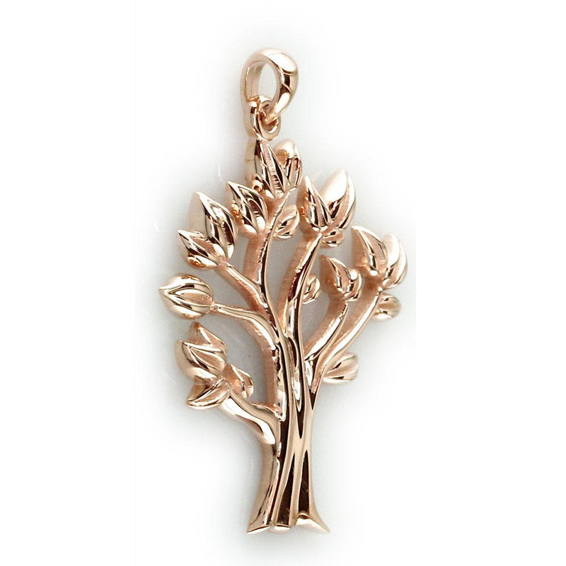 Tree Of Life Charm in 18K Pink, Rose Gold