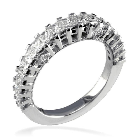 Custom Wedding Bands Fine Jewelry Wedding Rings For Him And Her At