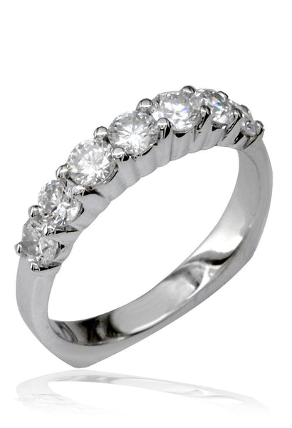 Diamond Wedding Band E/W-K0147