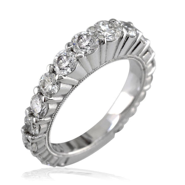 Diamond Wedding Band LR-K0255