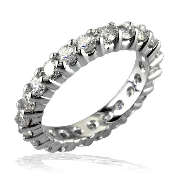 Round Diamonds Eternity Band E/W-Z2430228W