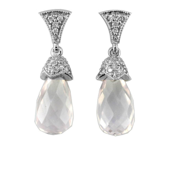 Diamond Earrings E-Z2882