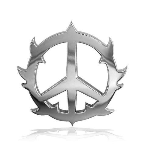 Medium Guarded Peace Charm