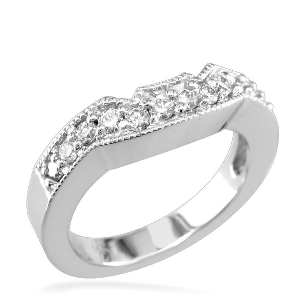 Matching Diamond Wedding Band E/W-Z2919W8W