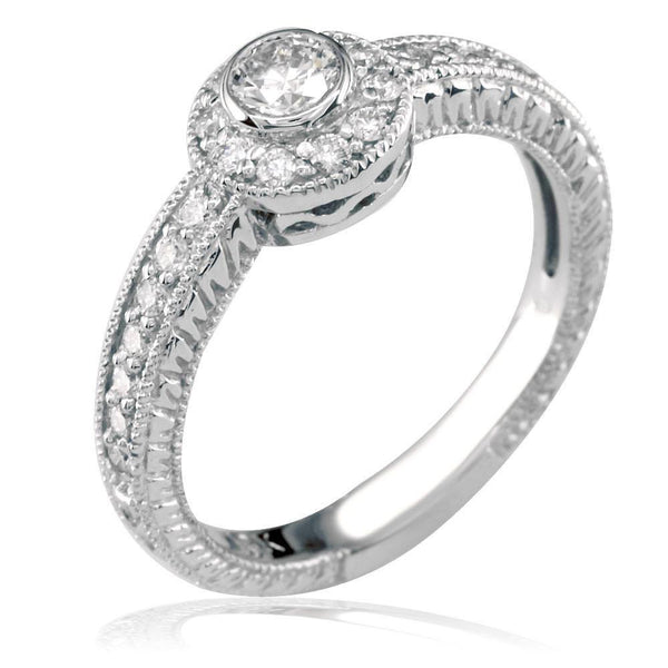 Ladies Diamond Ring LR-Z31258W