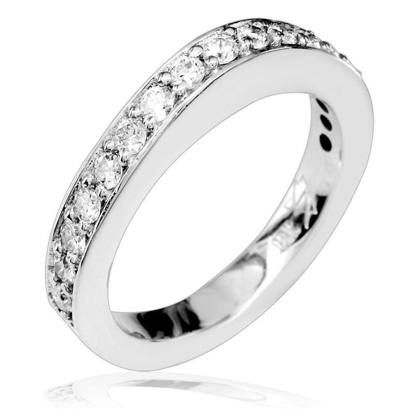 Diamond Wedding Band, 0.50CT