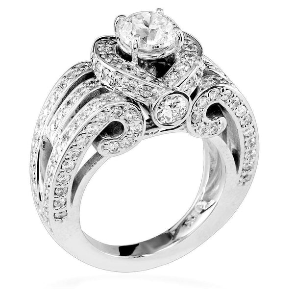 Diamond Ring E/W-Z3725