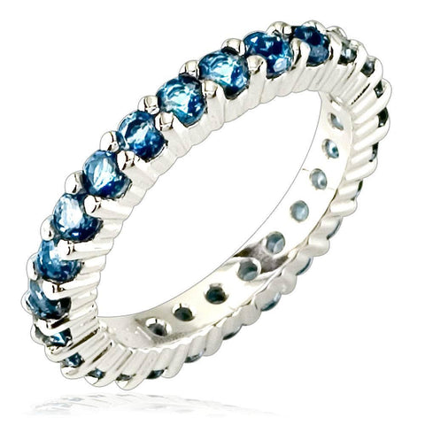 Gemstone Eternity Band LR-Z3738B
