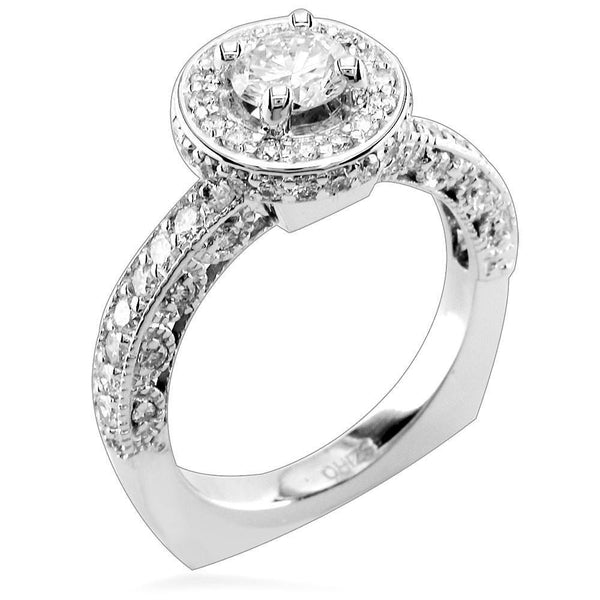 Diamond Ring E/W-Z3796