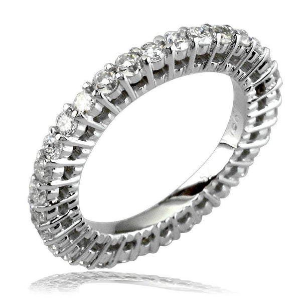 Diamond Eternity Band, 1.50CT E/W-Z38508W