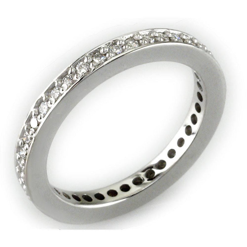 Diamond Band in 18K, 0.50CT