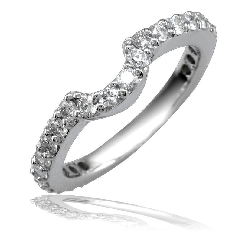 Matching Wedding Band in 14K Gold 0.70CT