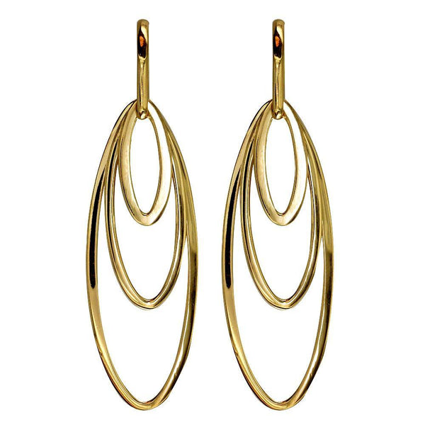 Oval Earrings E-Z4465