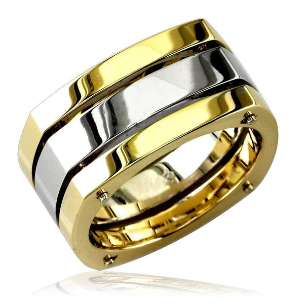 Mens 3 Piece Ring MR-Z4793