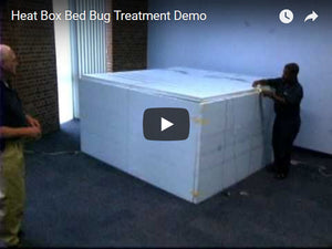 Make a Giant Bed Bug Oven