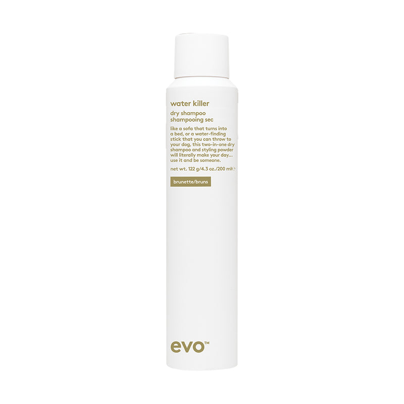 Water Killer Dry Shampoo Brunette