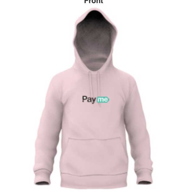 Pay Me hoodie by Beau Brooks