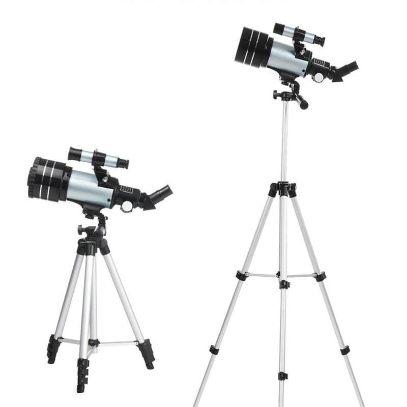 Impact Shop Telescopes Best Telescope for Kids and Beginners with Adjustable Tripod HD Night Vision