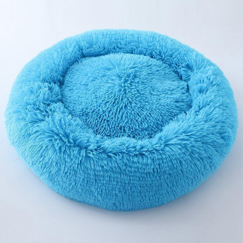 impact-wireless Blue / 50cm CALMING PET BED