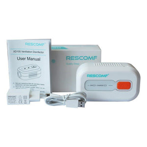 impact-wireless Cpap Cleaning & Sanitizer Machine System