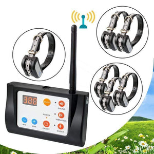impact-wireless Invisible Dog Fence - Wireless Dog Fence With Collar