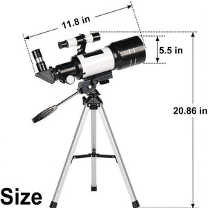 WOW BRANDZ Telescope Telescope with stand By WowBrandz