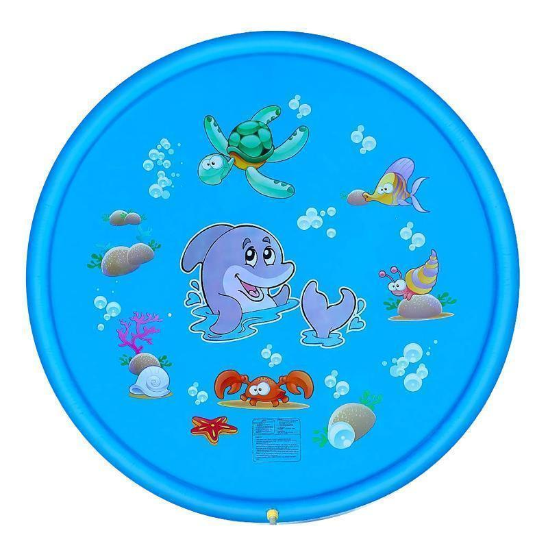 cpress trendz Gadgets Water Play Sprinkler Pad for Kids By Impact Shop