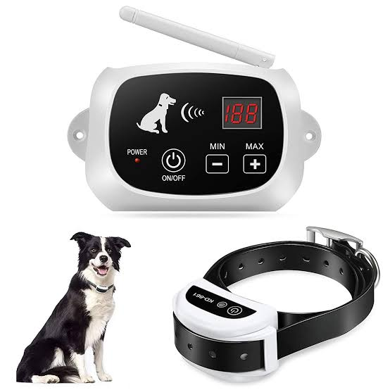 Impact Shop wireless dog fence For 1 Dog Wireless Electric Portable Dog Fence System with Multiple Collar