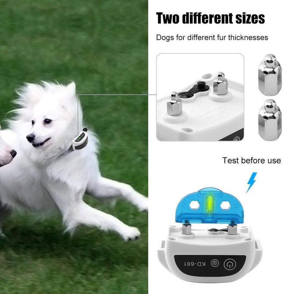 Impact Shop wireless dog fence Wireless Electric Portable Dog Fence System with Multiple Collar