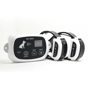common panda wireless dog fence Wireless Electric Portable Dog Fence System with Multiple Collar