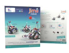 Load image into Gallery viewer, JIMU Robot Competitive Series: ChampBot Kit