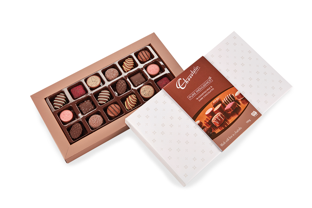 Pure Indulgence Mixed Chocolate Assortment (190g)