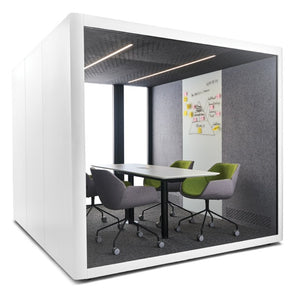 M POD - 1-10 Person Meeting Pod (Free Delivery)