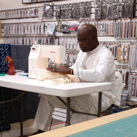 Get to Know Your Sewing Machine, Sat., 4/17, 2-4pm