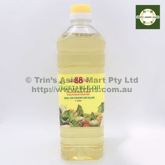 88 VEGETABLE OIL 1L